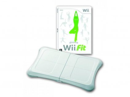 Wii/WiiU Fit + Balance Board