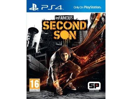 PS4 inFAMOUS Second Son Nové