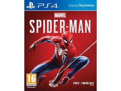 PS4 Spider-Man CZ