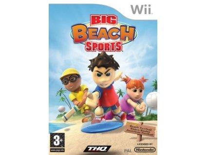 Wii Big Beach Sports