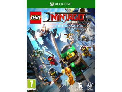 XONE LEGO Ninjago Movie Video Game