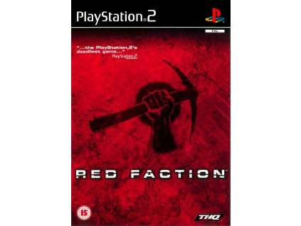 PS2 Red Faction