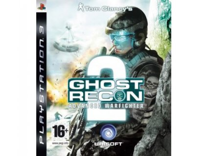 tom clancy s ghost recon advanced warfighter 2 ps3