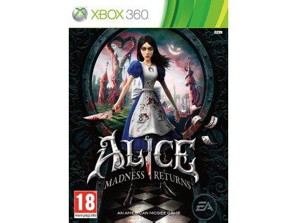 X360 Alice Madness Returns