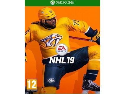 XONE NHL 19 CZ