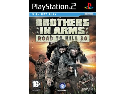 PS2 Brothers in Arms Road To Hill 30