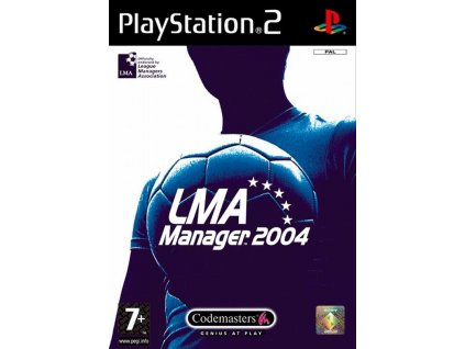 playstation 2 ps2 lma manager 2004