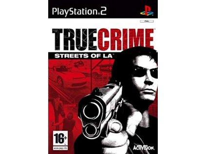 PS2 True Crime Streets of LA