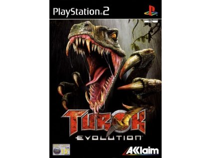 PS2 Turok Evolution