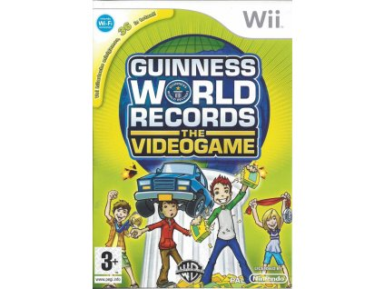 guinness world records the videogame for nintendo