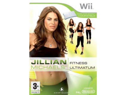 jillian michaels fitness ultimatum wii