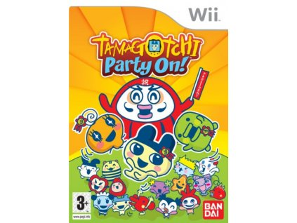Wii Tamagotchi Party On!