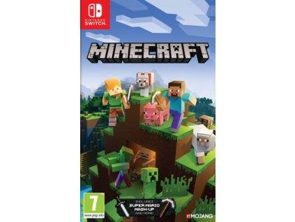 SWITCH Minecraft - jen hra