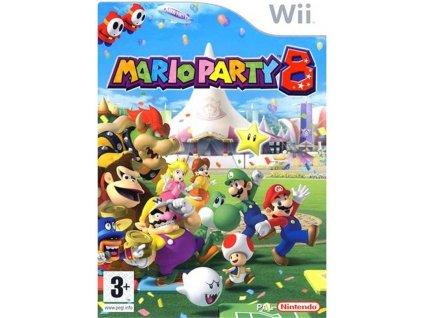 Wii Mario Party 8