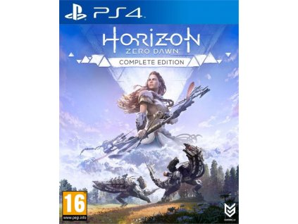 PS4 Horizon Zero Dawn Complete Edition Nové