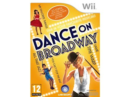 Wii Dance on Broadway