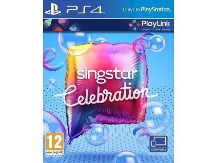 PS4 Singstar Celebration