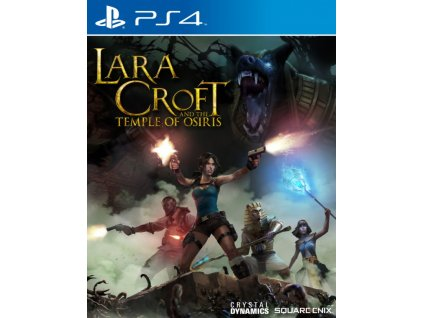 PS4 Lara Croft and the Temple of Osiris