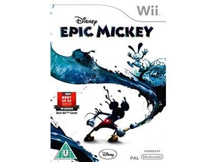 Wii Disney Epic Mickey