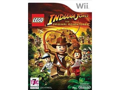 Wii LEGO Indiana Jones The Original Adventures