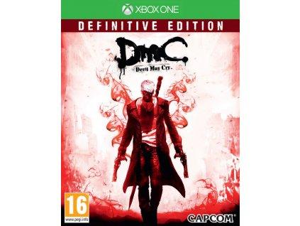 XONE DmC Devil May Cry Definitive Edition