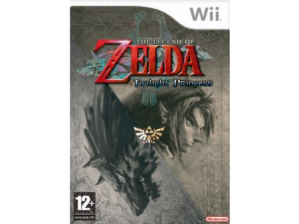 Wii The Legend of Zelda Twilight Princess