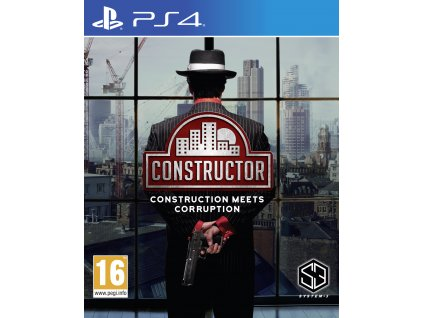 PS4 Constructor