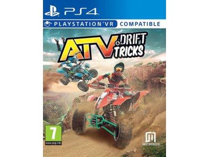 ps4 atv drift and tricks nova