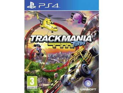 PS4 Trackmania Turbo Nové