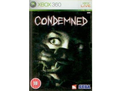 condemned x360 pouzite