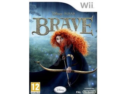 Wii Brave - Rebelka