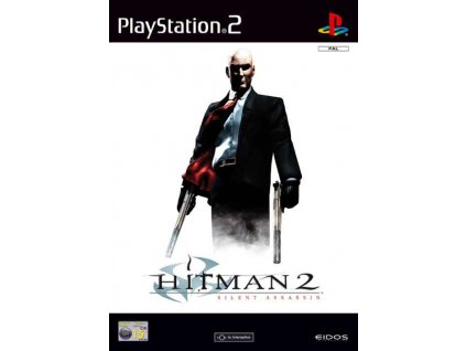 PS2 Hitman 2 Silent Assassin