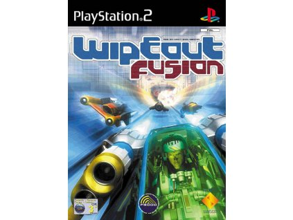 wipeout fusion ps2 1