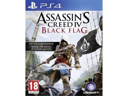 PS4 Assassins Creed 4 Black Flag
