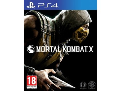 PS4 Mortal Kombat X Nové