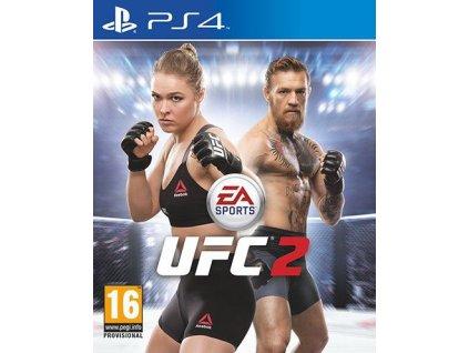 PS4 UFC 2 Nové
