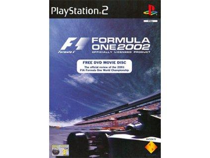 Formula One 2002 Coverart