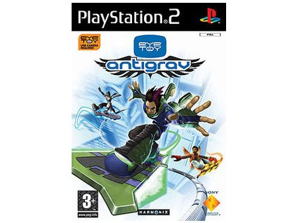 PS2 EyeToy Antigrav