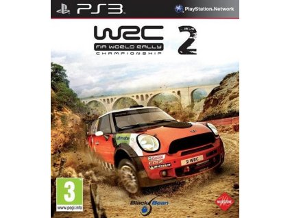 PS3 WRC FIA World Rally Championship 2