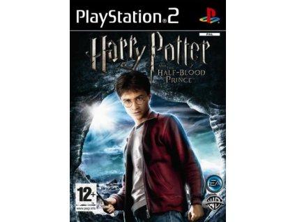 PS2 Harry Potter a Princ Dvojí Krve CZ