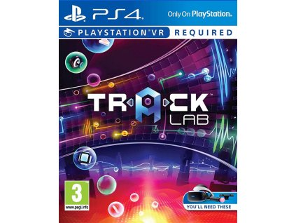 PS4 Track Lab