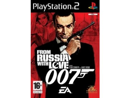 PS2 From Russia With Love
