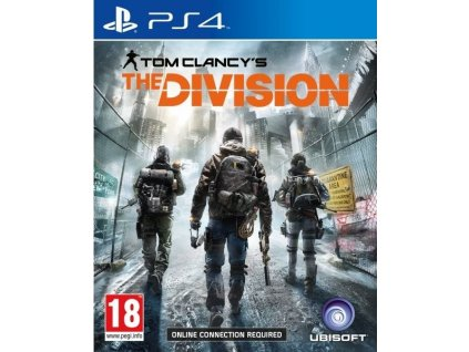 tom clancy s the division ps4