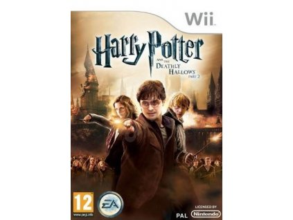 Wii Harry Potter and the Deathly Hallows Part 2