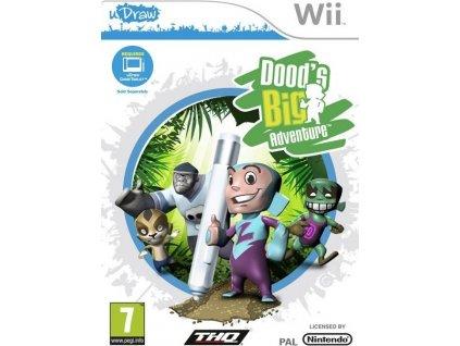 Wii uDraw Doods Big Adventure