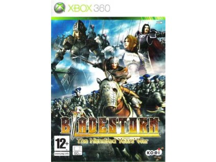 X360 Bladestorm The Hundred Years War