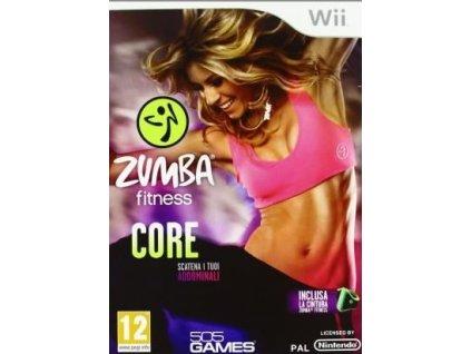 Wii Zumba Fitness Core
