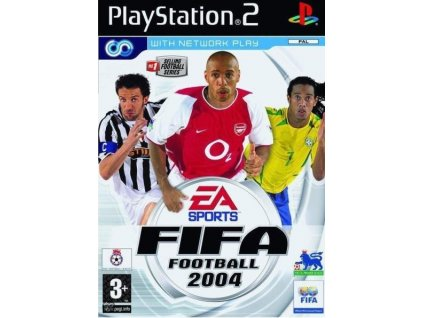 PS2 FIFA Football 2004