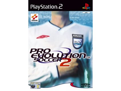 PS2 Pro Evolution Soccer 2