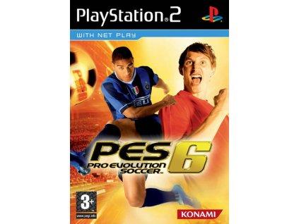 pro evolution soccer 6 ps2 1